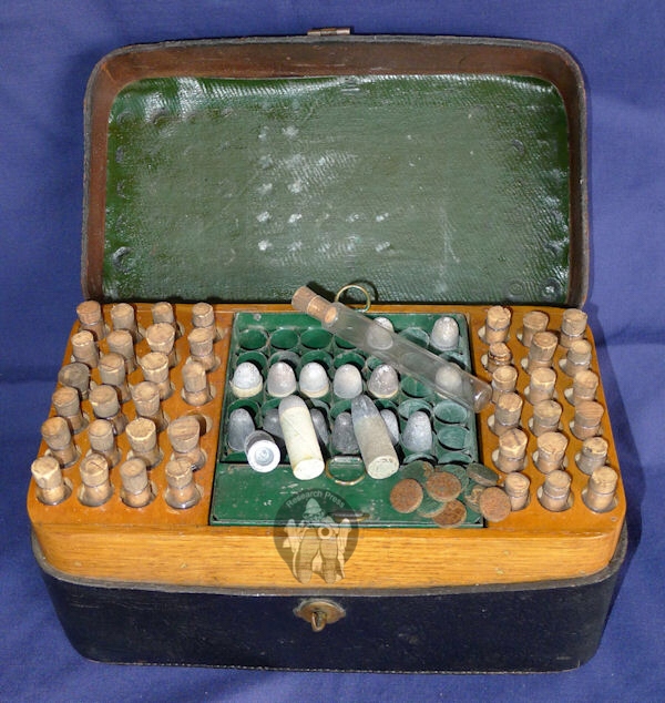 Muzzle-loader range box