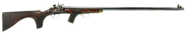 Henry-Fraser: RIfle No. 3383