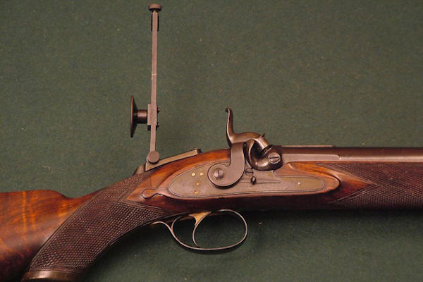 Rigby: Rifle No. 12169