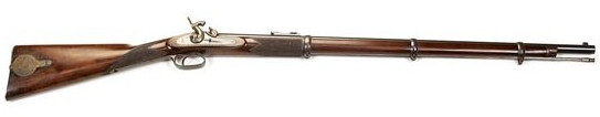 Whitworth: Rifle No. B143